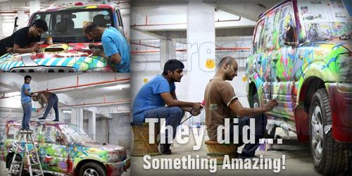 Amazing-Love-Machine-Making