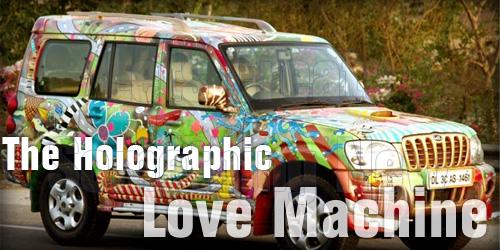 Holographic-Love-Machine-Inspiring